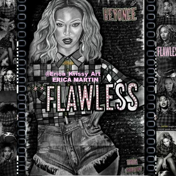 Beyonce by EricaMartin